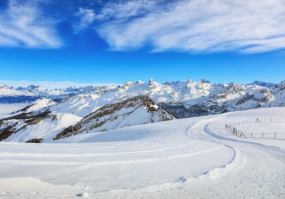 صورة رؤية الثلج في المنام , ماهو تفسير حلم الثلوج