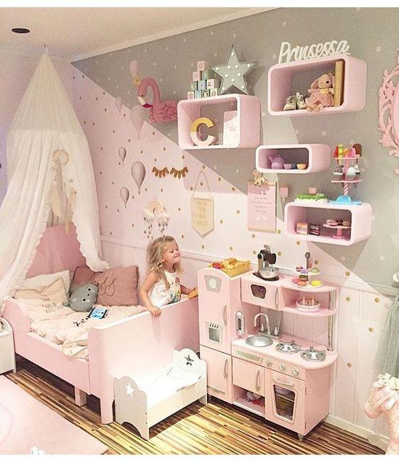 بالصور ديكورات غرف اطفال بنات , اجمل صور ديكورات حجر نوم بناتي 718 2
