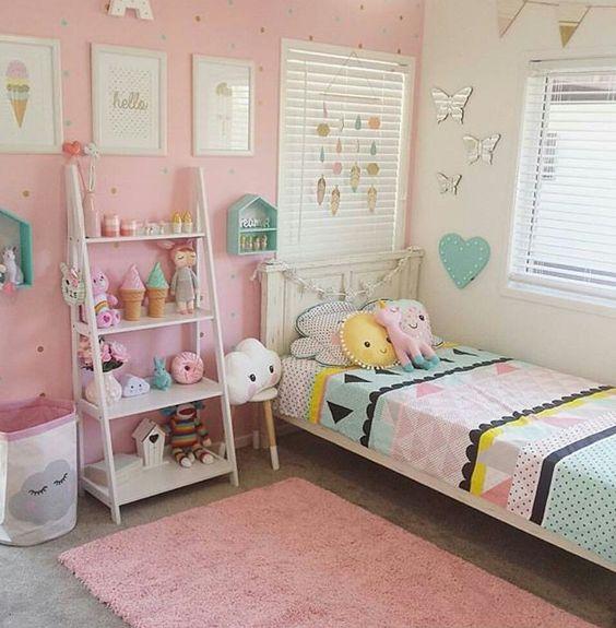 بالصور ديكورات غرف اطفال بنات , اجمل صور ديكورات حجر نوم بناتي 718 7