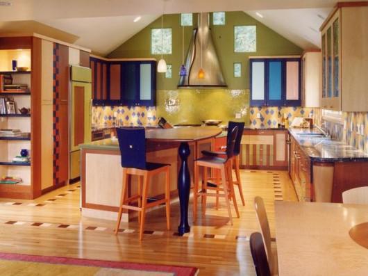 بالصور ديكور المطبخ المغربي البسيط , اجمل صور ديكورات مطابخ مغربية 722 5