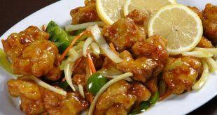 صورة دجاج على الطريقة الصينية , اشهي الاكلات بالدجاج