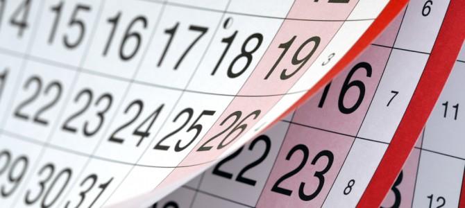 بالصور كم اسبوع في السنة , تعرف على كل تحويلات في الشهر والسنة 828 1