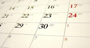 صور كم اسبوع في السنة , تعرف على كل تحويلات في الشهر والسنة