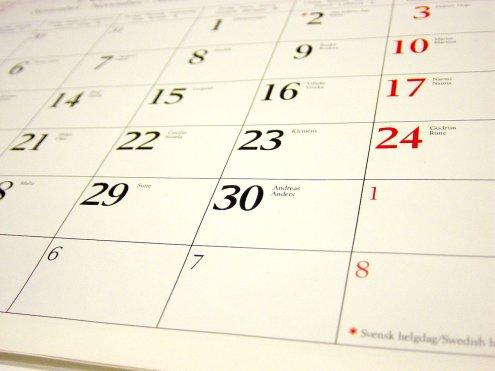 بالصور كم اسبوع في السنة , تعرف على كل تحويلات في الشهر والسنة 828