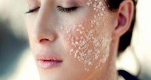صوره اضرار الملح على البشرة , اهم فوائد الملح على البشرة