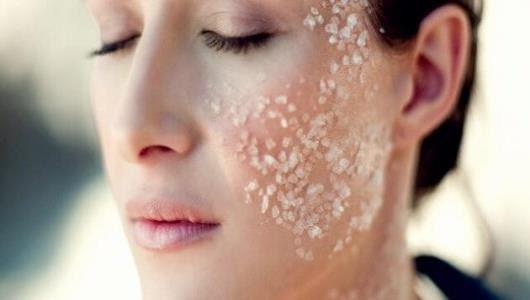 صور اضرار الملح على البشرة , اهم فوائد الملح على البشرة