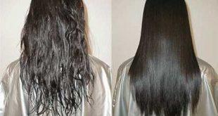 صوره خلطات لتنعيم الشعر كالحرير , تعرفي على اهم خلطة تنعيم الشعر