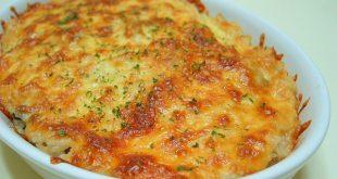 اطباق جزائرية في الفرن , اشهي طاجن سهل وسريع بالجبنة