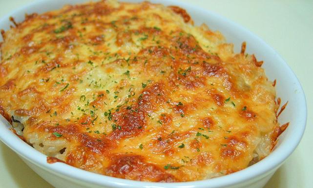 صور اطباق جزائرية في الفرن , اشهي طاجن سهل وسريع بالجبنة