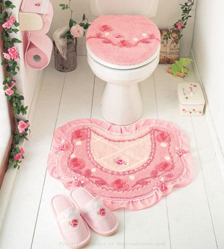 بالصور اطقم حمامات كروشية بالباترون , اجمل اطقم حمام من الكروشية 859