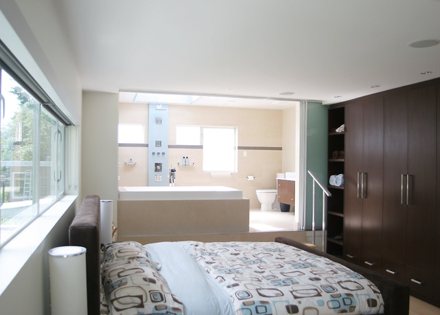 بالصور حمامات داخل غرف النوم , صور ديكورات حمامات داخلية 872 4