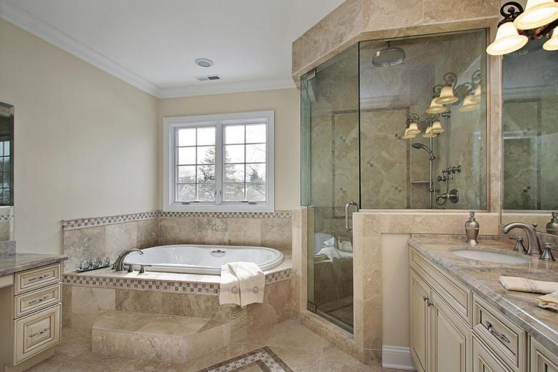 بالصور حمامات داخل غرف النوم , صور ديكورات حمامات داخلية 872 6