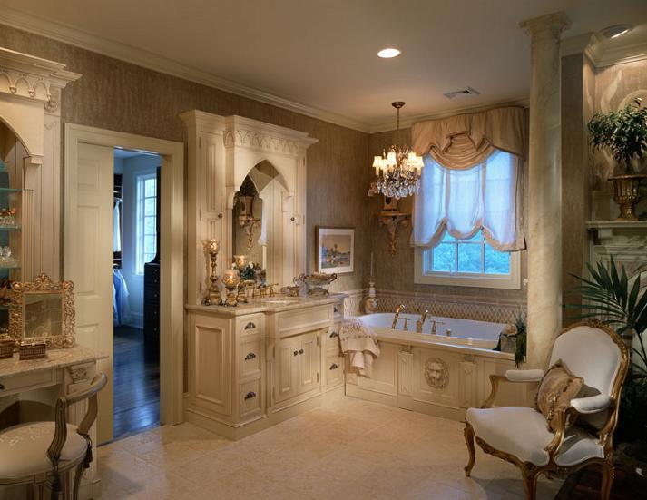 بالصور حمامات داخل غرف النوم , صور ديكورات حمامات داخلية 872 9