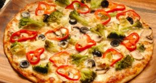 صور عجينة العشر دقائق للبيتزا , طريقة تجهيز عجينة البيتزا السهلة
