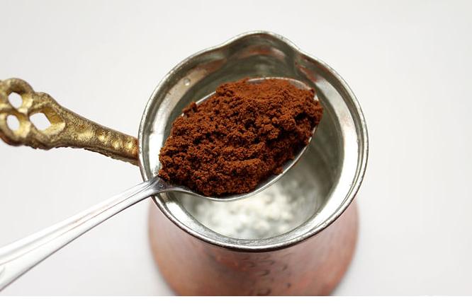 صوره طريقة عمل القهوة السادة , احلى فنجان قهوة سادة