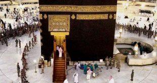 صوره صور من داخل الكعبه , اجمل خلفيات من حرام المكي