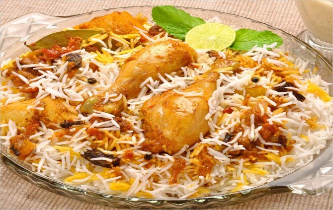 صورة طريقة عمل الرز البخاري , تحضير طبق الارز البخاري بالدجاج