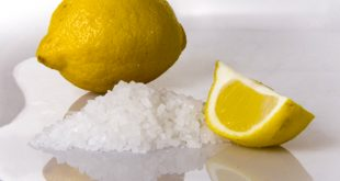 صوره فوائد ملح الليمون لتبييض , خلطات طبيعية لتفتيح الجسم