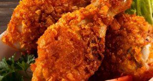 طريقة عمل دبابيس الفراخ , تحضير دبابيس الدجاج المقرمشة