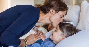 طريقة تنويم الطفل العنيد , كيف تجعلي طفلك ينام سريعا