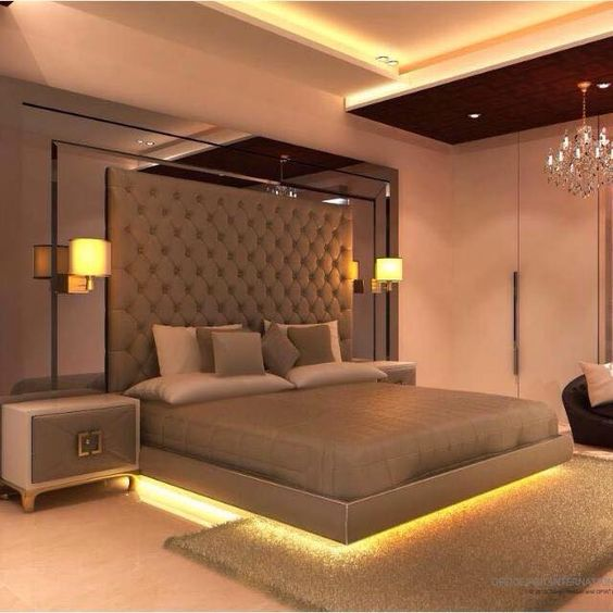 Home Design Ideas Hindi: احدث غرف نوم 2019 , اجمل ديكورات اوض نوم فخمة