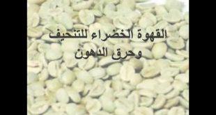 صوره طريقة استخدام القهوة الخضراء للتخسيس , استخدام جديد للبن