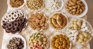 حلويات العيد بالمقادير , طريقة عمل حلوى العيد