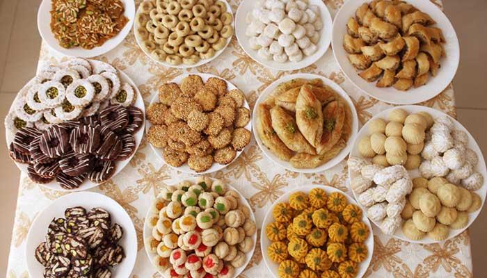 صورة حلويات العيد بالمقادير , طريقة عمل حلوى العيد