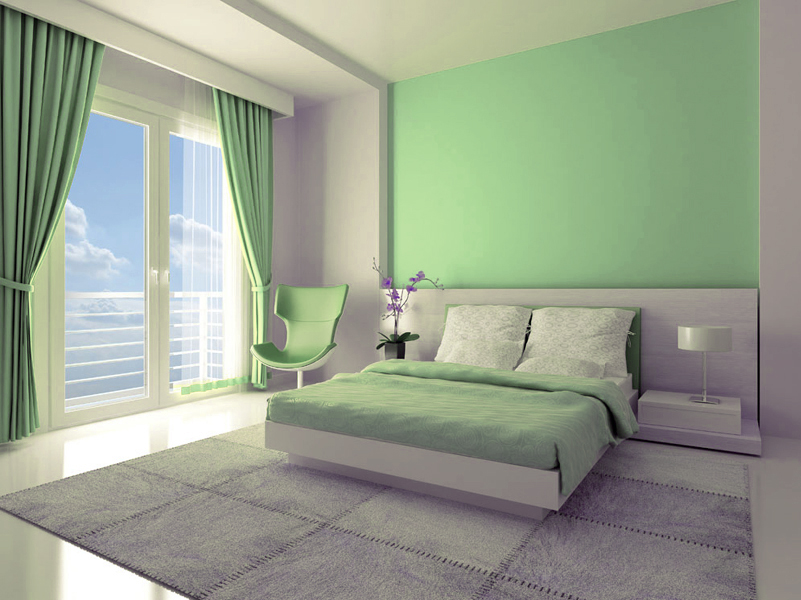 افضل لون لغرف النوم للمتزوجين ديكورات غرف نوم 2019