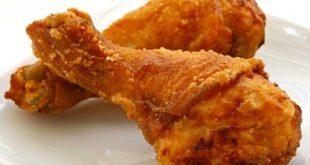 دجاج مقلي على طريقة المطاعم , طريقة عمل الدجاج المقلى