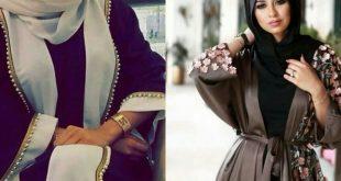 عبايات دبي 2020 , عبايات اماراتية روعه