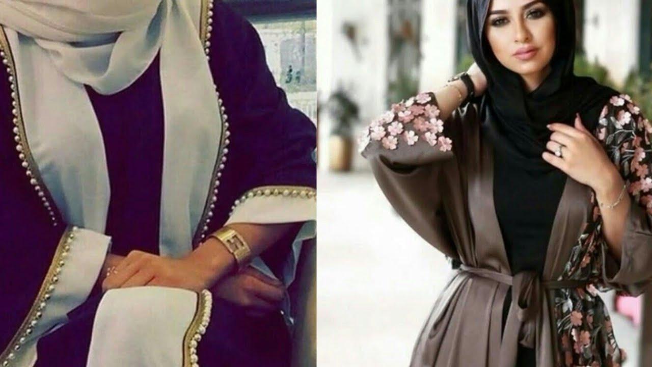 f7705e486ed5b صور عبايات دبي 2019