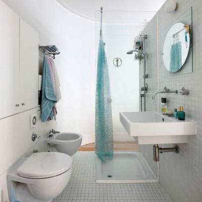 صوره ديكور حمامات صغيرة , ديكورات حمامات بسيطة