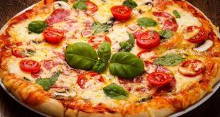 صوره بيتزا سريعة التحضير , طريقة سهله للبيتزا فيديو