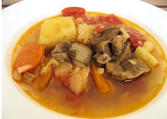 صوره صالونة لحم , صالونة اللحم والخضروات مع منال العالم