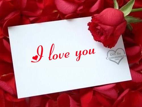 بالصور صور مكتوب عليها احبك , صور حب روعه حصريه 2067 8