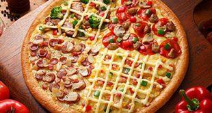 صوره عمل البيتزا , طريقة عمل البيتزا سهله