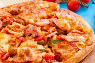 صوره عجينة البيتزا , فيديو طريقة صنع عجينة البيتزا