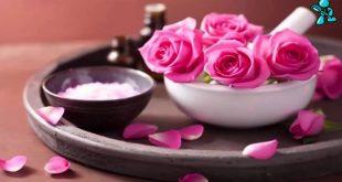 صوره فوائد شرب ماء الورد على الريق , اهمية ماء الورد للصحة