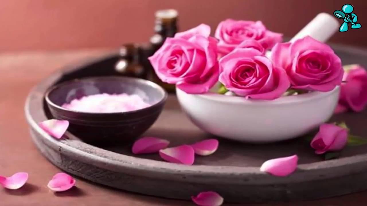صورة فوائد شرب ماء الورد على الريق , اهمية ماء الورد للصحة