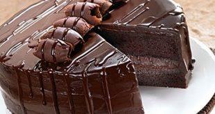 بالصور طريقة عمل كيكة الشوكولاته , اجمل واشهى الحلويات 3489 2 310x165