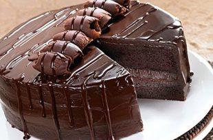 صوره طريقة عمل كيكة الشوكولاته , اجمل واشهى الحلويات