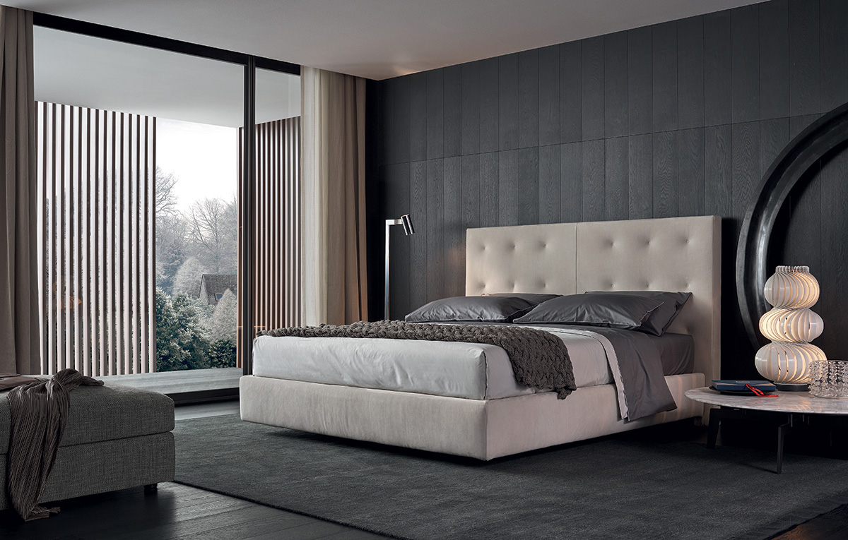 نتيجة بحث الصور عن ديكورات غرف نوم باللون البنفسجي والرمادي