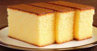 صوره مقادير الكيكه , طريقة تحضير الكيك العادي بكل سهولة