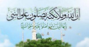 صوره فضل الصلاة على النبي ليلة الجمعة , ماهي فضل الصلاة على الرسول في يوم الجمعه