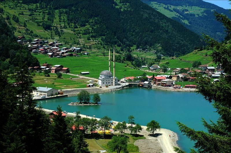 صورة رحلتي الى طرابزون , اجمل اماكن سياحية في شمال تركيا