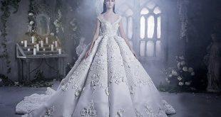 بالصور صور فساتين زفاف , اروع فستان فرح 4573 10 310x165