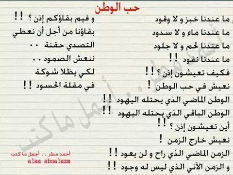 02e9a01889b7d قصيدة عن الوطن ...
