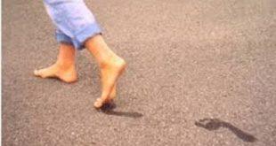 صوره تفسير الاحلام المشي حافي القدمين , تفسير رؤيه المشى حافيا