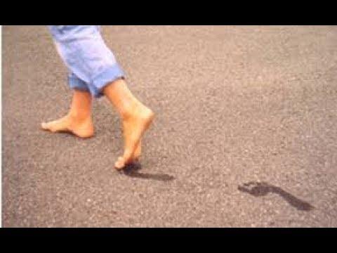 صور تفسير الاحلام المشي حافي القدمين , تفسير رؤيه المشى حافيا